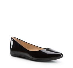 Buty damskie, czarny, 84-D-751-1-37, Zdjęcie 1