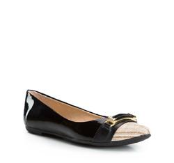 Buty damskie, czarny, 84-D-752-1-38, Zdjęcie 1