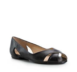 Buty damskie, czarny, 84-D-754-1-36, Zdjęcie 1
