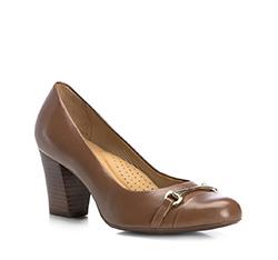 Buty damskie, Brązowy, 84-D-705-5-35, Zdjęcie 1
