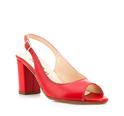 Buty damskie, czerwony, 84-D-400-3-37, Zdjęcie 1