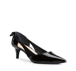 Buty damskie, czarny, 84-D-755-1-35, Zdjęcie 1
