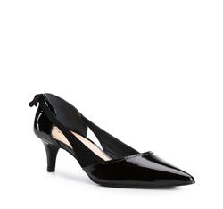 Buty damskie, czarny, 84-D-755-1-37, Zdjęcie 1