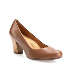 Buty damskie, brązowy, 84-D-720-4-38, Zdjęcie 1