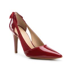 Buty damskie, czerwony, 84-D-756-3-36, Zdjęcie 1