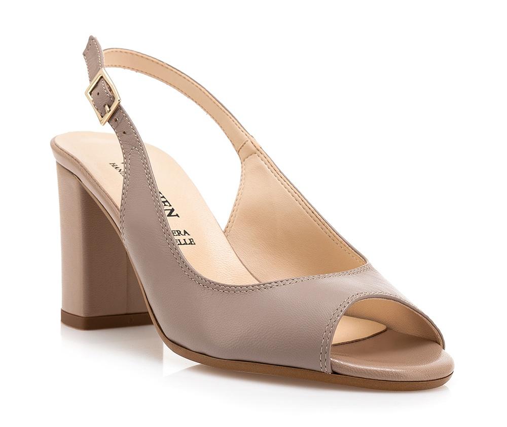 Обувь женская Wittchen 84-D-400-9, бежевыйТуфли женские классические. Изготовленные по технологии \\\Hand Made\\\ и выполнены из натуральной итальянской кожи наивысшего качества. Подошва сделана из качественного синтетического материала. Сочетание классических высоких каблуков каждый раз по разному создает уникальный и модный  образ.<br><br>секс: женщина<br>Цвет: бежевый<br>Размер EU: 40