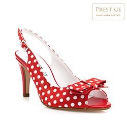 Buty damskie, czerwony, 84-D-401-3-36, Zdjęcie 1