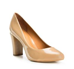 Buty damskie, ciemny  beż, 84-D-700-8-36, Zdjęcie 1