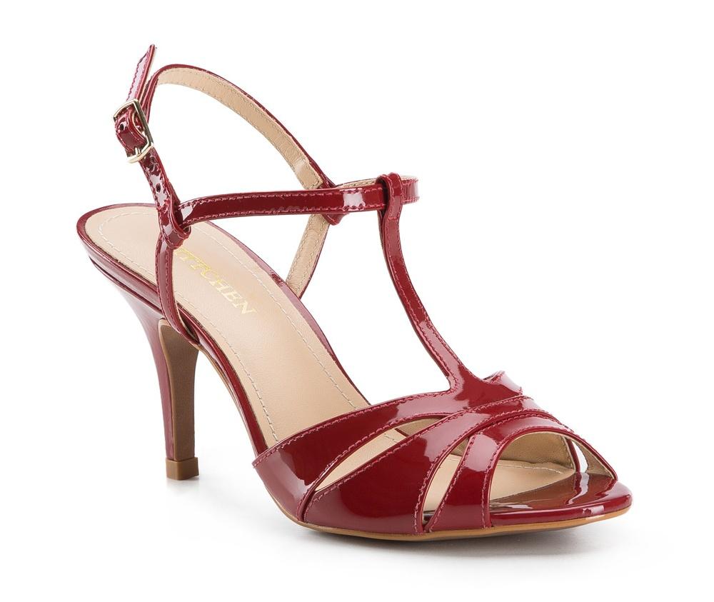 Обувь женская Wittchen 84-D-758-3, красный