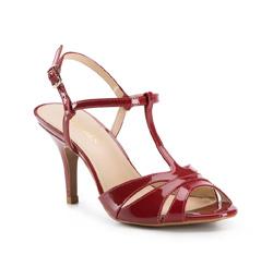 Buty damskie, czerwony, 84-D-758-3-38, Zdjęcie 1