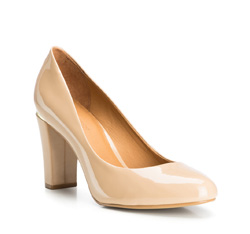 Buty damskie, jasny beż, 84-D-700-9-37, Zdjęcie 1