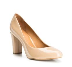 Buty damskie, jasny beż, 84-D-700-9-35, Zdjęcie 1