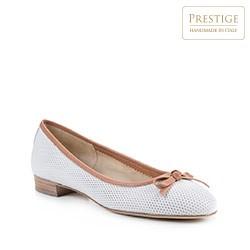 Buty damskie, biały, 84-D-106-0-38_5, Zdjęcie 1