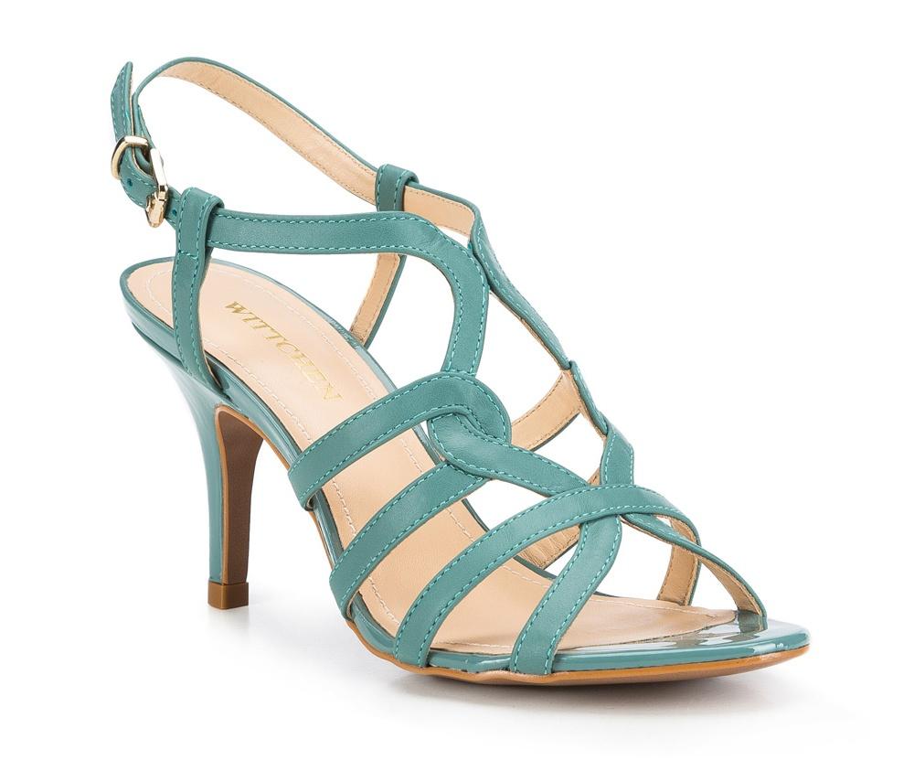 Обувь женская Wittchen 84-D-759-Z, бирюзовый