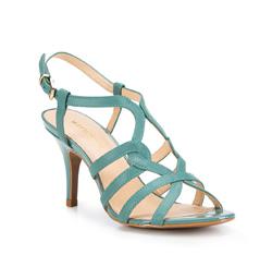 Buty damskie, błękitny, 84-D-759-Z-40, Zdjęcie 1