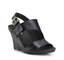 Buty damskie, czarny, 84-D-760-1-40, Zdjęcie 1
