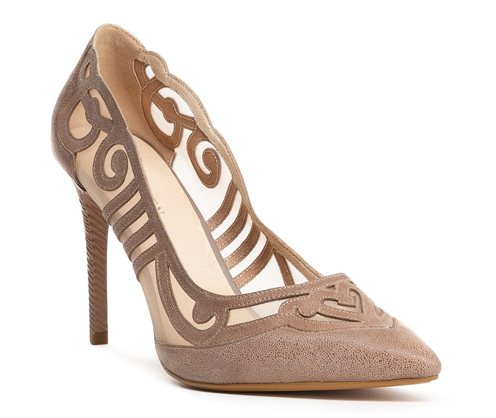 Обувь женскаяТуфли женские класcические. Изготовленные по технологии \Hand Made\ и выполнены полностью из натуральной итальянской кожи наивысшего качества. Подошва сделана из качественного синтетического материала. Сочетание классических высоких каблуков каждый раз по разному создает уникальный и модный  образ.<br><br>секс: женщина<br>Цвет: бежевый<br>Размер EU: 40<br>материал:: Натуральная кожа<br>примерная высота каблука (см):: 10