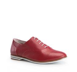 Buty damskie, czerwony, 84-D-501-2-35, Zdjęcie 1