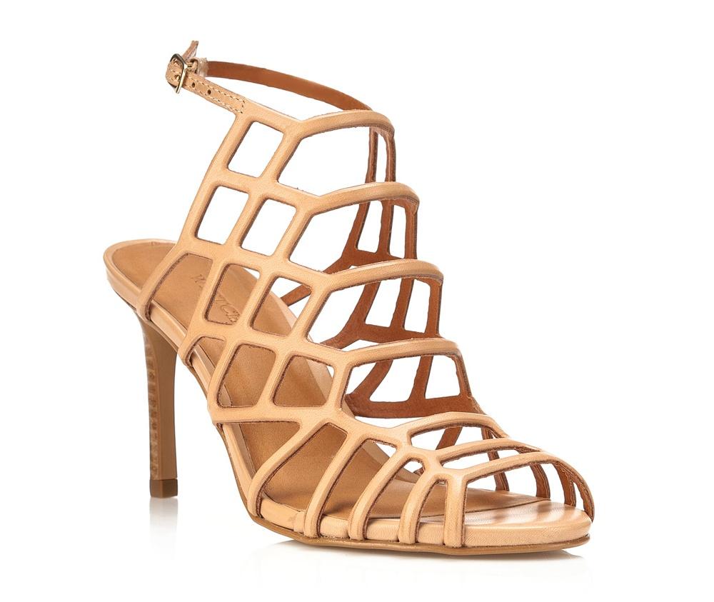 Обувь женская Wittchen 84-D-717-9, бежевый