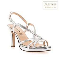 Обувь женская Wittchen 84-D-404-S, серебряный 84-D-404-S