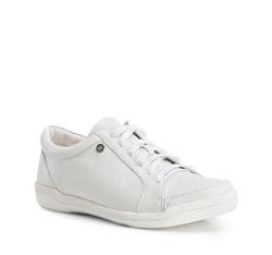 Buty damskie, biały, 84-D-502-0-35, Zdjęcie 1