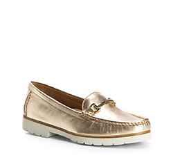 Buty damskie, złoty, 84-D-714-G-37, Zdjęcie 1