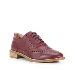 Buty damskie, czerwony, 84-D-603-2-38, Zdjęcie 1