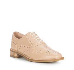 Buty damskie, beżowy, 84-D-603-9-37, Zdjęcie 1