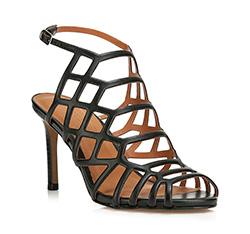 Обувь женская Wittchen 84-D-717-1, черный 84-D-717-1