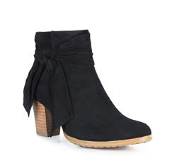 Buty damskie, czarny, 84-D-516-1-37, Zdjęcie 1
