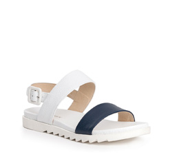 Обувь женская Wittchen 84-D-510-0, бело-синий 84-D-510-0