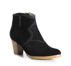 Buty damskie, czarny, 84-D-514-1-37, Zdjęcie 1