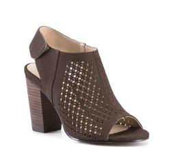 Обувь женская Wittchen 84-D-906-4, темно-коричневый 84-D-906-4