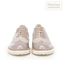 Women's shoes, light beige, 86-D-100-9-38, Photo 1