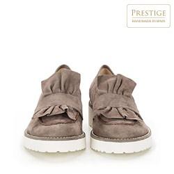 Women's shoes, grey, 86-D-105-8-39, Photo 1