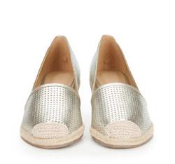 Women's shoes, silver, 86-D-701-S-40, Photo 1