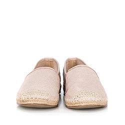 Women's shoes, light pink, 86-D-703-P-38, Photo 1