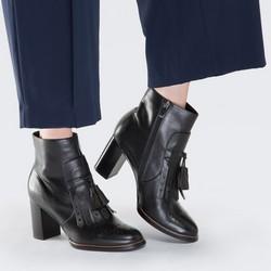 Buty damskie, czarny, 87-D-903-1-37, Zdjęcie 1