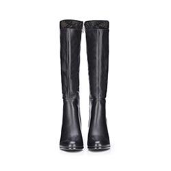 Women's shoes, black, 87-D-951-1-41, Photo 1