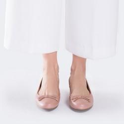 Women's shoes, pink, 88-D-258-P-35, Photo 1
