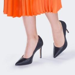 Women's shoes, black, 88-D-552-1-38, Photo 1