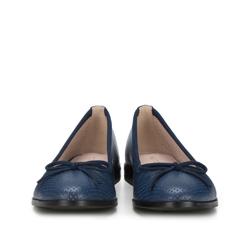 Women's shoes, navy blue, 88-D-959-7-36, Photo 1