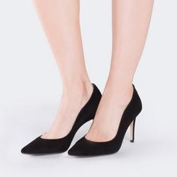 Women's shoes, black, 89-D-150-1-37, Photo 1