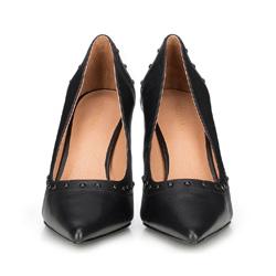 Women's shoes, black, 89-D-900-1-38, Photo 1