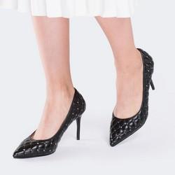 Women's shoes, black, 89-D-901-1-35, Photo 1