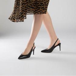 Women's shoes, black, 90-D-958-1-35, Photo 1