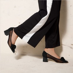 Shoes, black, 92-D-102-1-36, Photo 1