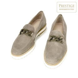 Shoes, beige, 92-D-106-9-35, Photo 1