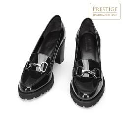 Shoes, black, 93-D-100-1-38, Photo 1