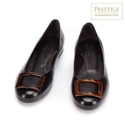 Shoes, black, 93-D-106-1-35, Photo 1